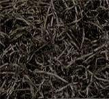 Shredded Paper Hamper Filling – Black – 500g