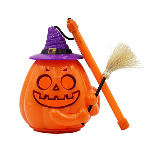 Halloween Deko Party Fete Set Mottoparty Motto Kürbis Kinder Kindergeburtstag Geburtstag Lantern Pumpkin Motto-Party Halloween Dekoration (C) ()