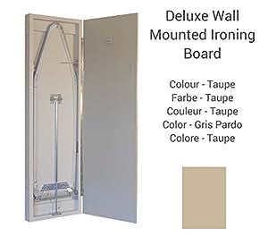 Deluxe table repasser mural en armoire - Support mural table a repasser ...