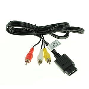 OTB Videokabel für Nintendo SNES/Super Nintendo/Super Famicom/N64/GameCube