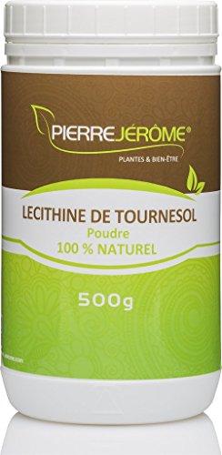 Lécithine de Tournesol 500g en poudre - Pierre Jérôme®