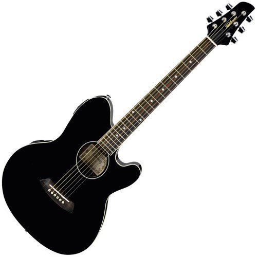 Ibanez TCY10E-BK Electro-Acoustic Guitar for sale  Delivered anywhere in UK