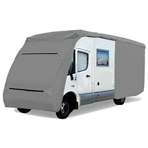 Bestlivings Wohnmobil Schutzhülle für Caravan/Camping-Mobile, Verschiedene Größen von 6,1m bis 8,7m (Auswahl: L610xB235xH275cm)