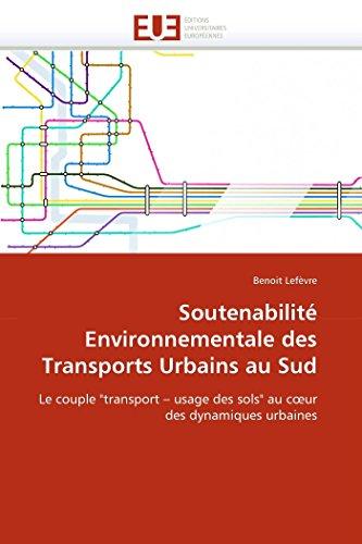 Soutenabilit environnementale des transports urbains au sud