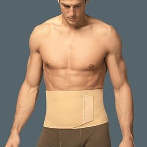 TURBO Cell Dynamic für einen flachen Bauch + eine schlanke Taille Einheitsgröße Schwitzgürtel Bauchweggürtel