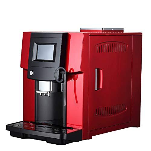 Kaffeemaschine - Präzisionsfilter Pumpendruck 19Bar Doppelkesselheizung, Automatische Reinigung...