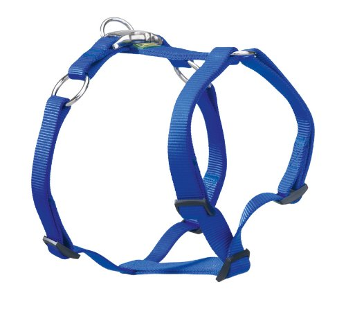Artikelbild: Hunter 43984 Hundegeschirr Vario Ypsilon ALU-Strong, Grösse S/15, Nylon, Bauchumfang 46 - 60 cm, blau