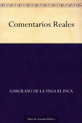 Comentarios Reales (Spanish Edition) book cover