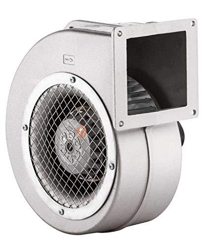 Radialventilator AC Zentrifugalventilator Aluminiumgehäuse (BDRAS-85-40)