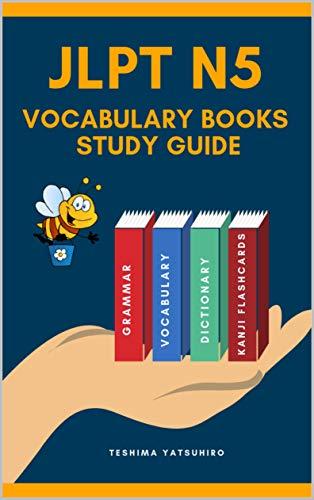 JLPT N5 Vocabulary Books Study Guide: Full Japanese