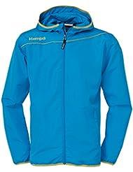 Kempa Jacke - Chaqueta de Presentación para Hombre, color Azul, talla XS