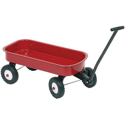 - Tirando de los vagones (carros) para los niños
