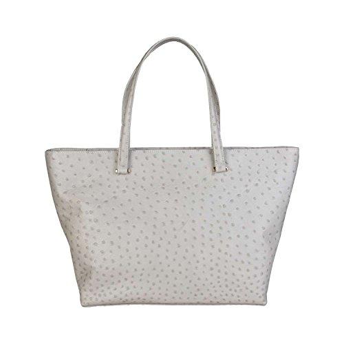 Cavalli Class C00PW16C42D2 Shopping bag Donna Grigio