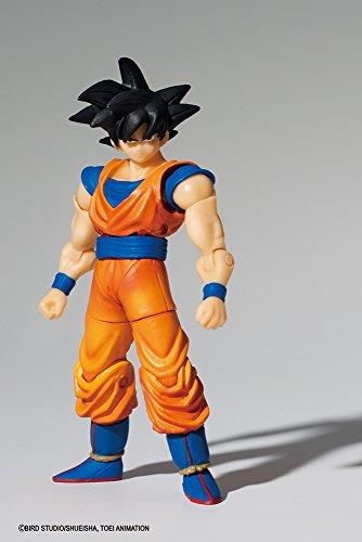 """Dragonball Z Shodo Bandai 3"""" Figure - Son Goku action figure"""