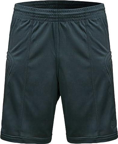 Admiral Pure Goalkeeper Shorts, Steel, Adult