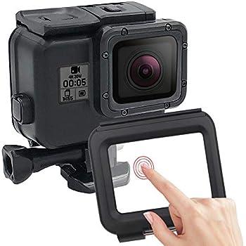 Deyard Wasserdichte Schutzhülle für GoPro: Amazon.de: Kamera