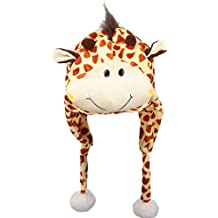 2049a2be840eb V-SOL Sombrero Gorro Disfraz Cosplay De Animal Adulto Niños Terciopelo  Cubierta De Oreja Orejera