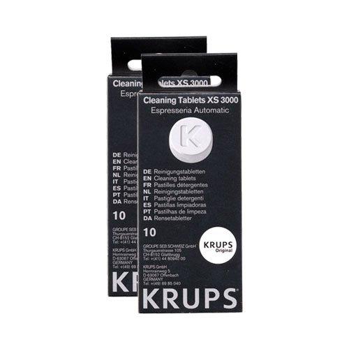 Preisvergleich Produktbild 2 KRUPS Reinigungstabletten XS3000