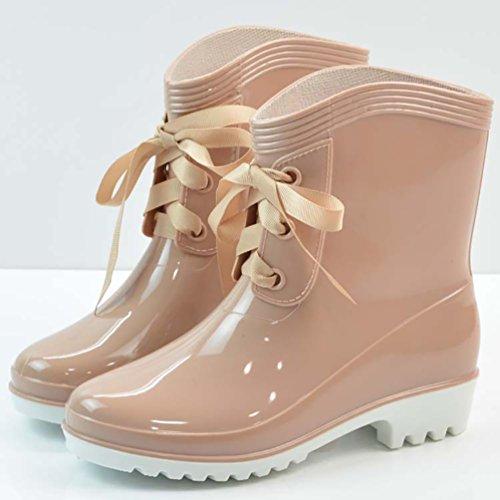sports shoes ce2c3 0149a LvRao Damen HochKnöchel Kurz Schnee Regen Schuhe ...