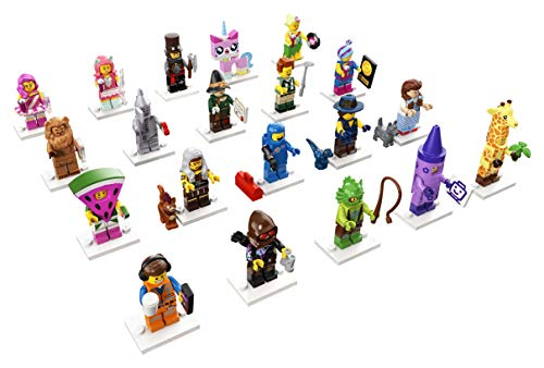(LEGO Movie 2 Minifigur 71023 (#01 - #20 alle 20 Figuren))