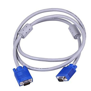 LightPeak VGA CABLE 20M - VGA 15 pin Male to Male - Suitable for Display - Monitor - LCD - LED - TV with VGA Port from Sony - Samsung - Panasonic - Viewsonic - Acer - LG - Sanyo - Phillips - Asus - Acer