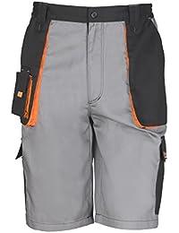Result Unisex Work-Guard Lite Workwear Shorts, atmungsaktiv, winddicht