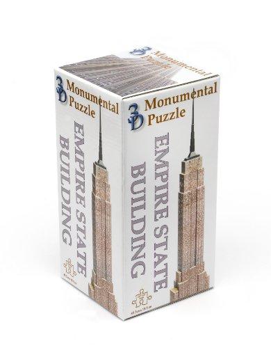 Imagen 1 de Monumental Puzzles - Puzzle 3D de 228 piezas (Funtime Gifts)