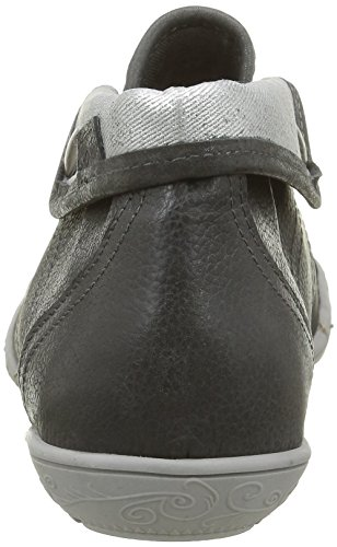 PLDM by Palladium Gaetane Emb, Baskets mode femme Gris (D96 Night Grey/Frost)