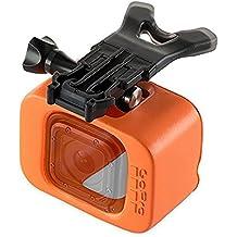 GoPro ASLSM-001 - Soporte de boca y flota para cámaras HERO Session, Negro