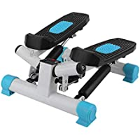 YESPER Swing Stepper Fitness Twister Vélo d'appartement 2 en 1 Bleu