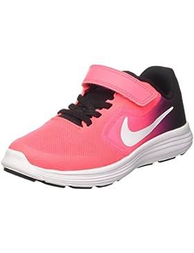 Nike Revolution 3 Gpv, Scarpe da Corsa Bambina
