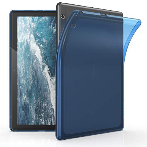 kwmobile Huawei MediaPad T5 10 Hülle - Silikon Tablet Cover Case Schutzhülle für Huawei MediaPad T5 10 -