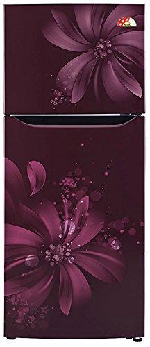 LG 255 L 2 Star Frost-Free Double-Door Refrigerator (GL-Q282SSAR, Scarlet...