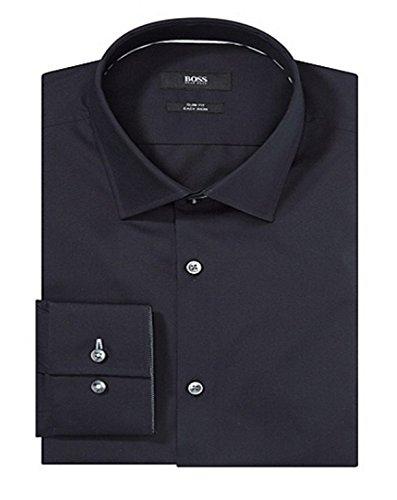 Boss Black T-Shirt Joey Couleur Bleu foncé 404 - Bleu -