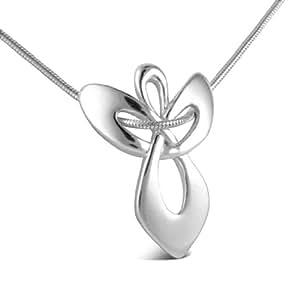 Loving Family Halskette mit Schutzengel Sterling-Silber 925