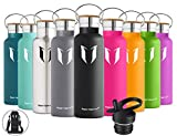 Best Insulated Water Bottles - Super Sparrow Stainless Steel Vacuum Insulated Water Bottle Review