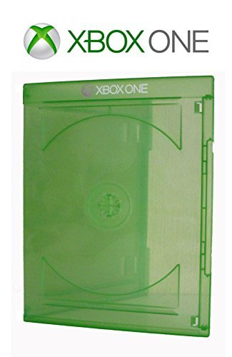 XBox One Hülle mit XBox ONE und Microsoft Logo Neuware Amaray 7 Hüllen