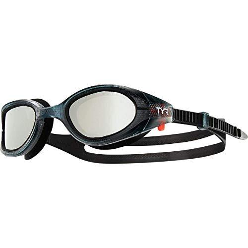 TYR Unisex Special OPS 3.0 Polarisierte Brille, Silber/Smoke/Schwarz, Einheitsgröße - Ops Special