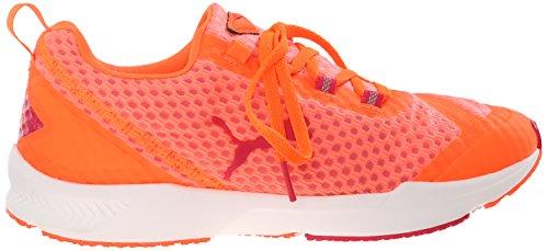 Puma Ignite Xt base Courir Sneaker Fluo Peach-Rose-Red-White