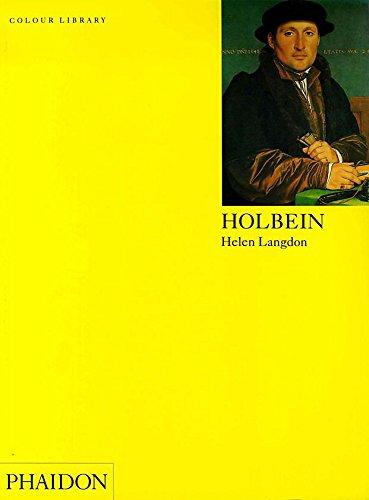 Holbein. Ediz. inglese di Helen Langdon