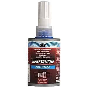 GEB 114607 Gebetanche Résine d'étanchéité chauffage 75 ml