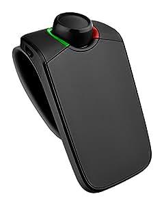 Parrot Minikit Neo 2 HD Kit Mains-libres Bluetooth (commande vocale plug-n-play) noir (français)