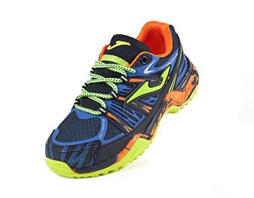 JOMA J_BARRAW_600 SCARPE JUNIOR J.BARRANCO 600 NAVY-ROYAL Shoes Fall Winter NAVY-ROYAL