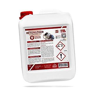 Furth Chemie, Betonlöser mit Korrosionsschutz für Baumaschinen   5 L