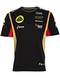 Lotus Camiseta Manga Corta F1 Réplica