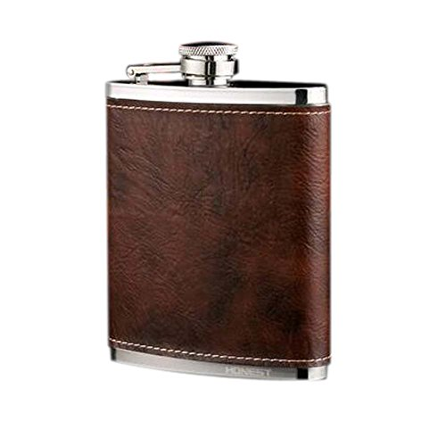 Portable Flagon vin Pot Cruche Portable Whisky Jug Petit Flagon