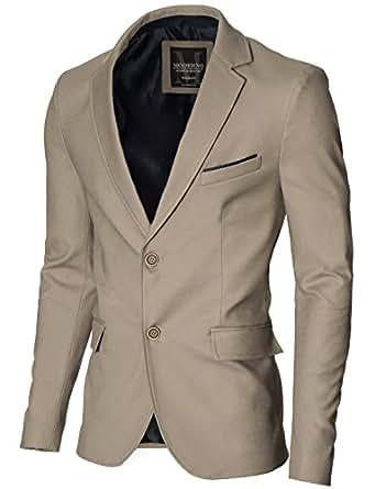 moderno slim fit business herren sakko blazer mod14517b bekleidung. Black Bedroom Furniture Sets. Home Design Ideas