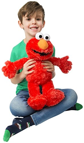 Sesame Street Tickle Me Elmo