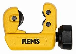Rems RAS Cu-Inox–Ras en cuivre–Coupe tube Inox 3–16mm