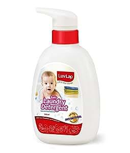 LuvLap Baby Laundry Liquid Detergent (500ml)